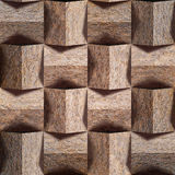 Abstract paneling pattern - seamless background - stone wall Royalty Free Stock Photo