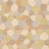 Abstract paneling pattern - seamless background - White Oak wood Stock Image
