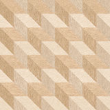 Abstract paneling pattern - seamless background - White Oak wood. Texture Stock Image