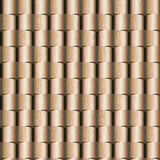 Abstract paneling pattern - seamless background - White Oak wood. Texture Stock Photos