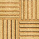 Abstract paneling pattern - seamless background - White Oak wood. Abstract paneling pattern - seamless background, White Oak wood texture Stock Photography