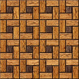 Abstract paneling pattern - seamless background Royalty Free Stock Image