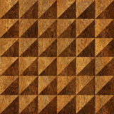 Abstract paneling pattern - seamless background - wood paneling Stock Photography