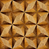 Abstract paneling pattern - seamless background - wood texture. Abstract paneling pattern - seamless background - wooden surface Royalty Free Stock Images