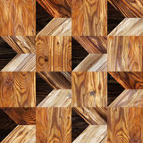 Abstract paneling pattern - seamless background Royalty Free Stock Photo