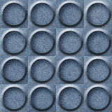 Abstract paneling pattern - seamless pattern - Blue denim. Jeans Royalty Free Stock Photography
