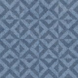 Abstract paneling pattern - seamless pattern - Blue denim. Jeans Stock Photography