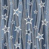 Abstract paneling pattern - seamless pattern - Christmas pattern Royalty Free Stock Image