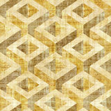 Abstract paneling pattern - seamless pattern - papyrus structure Royalty Free Stock Photo
