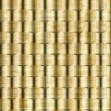 Abstract paneling pattern - seamless pattern - papyrus surface Stock Image