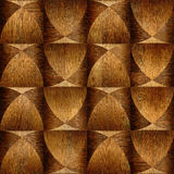 Abstract paneling pattern - texture pattern for continuous replicate. Decorative wood Stock Photos