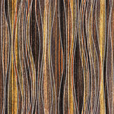 Abstract paneling pattern - waves decoration, seamless background. Abstract paneling pattern - waves decoration - seamless background - Ebony wood texture Stock Photos