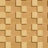 Abstract paneling pattern - White Oak wood texture Royalty Free Stock Images