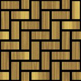Abstract paneling wooden pattern I Stock Image