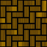 Abstract paneling wooden pattern II Royalty Free Stock Photography