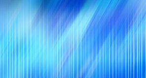Abstract Panorama Blue Background