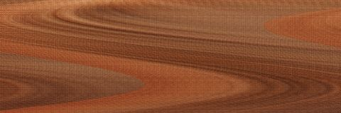 Abstract panoramic background with wooden texture royalty free stock image
