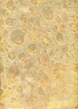 Abstract paper background with beer bubbles Royalty Free Stock Photos