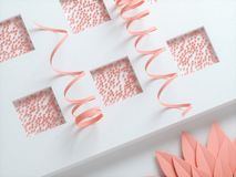 Abstract paper background. Royalty Free Stock Images