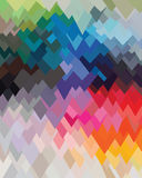 Abstract Paper Colorful Vector Background Royalty Free Stock Photos