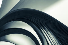 Abstract paper Royalty Free Stock Photography
