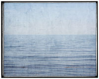 Abstract paper with sea view Stock Photos