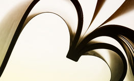 Abstract paper Royalty Free Stock Images