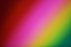 Abstract paper stack defocused colourful background Stock Photos
