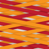 Abstract papers lines for covers Royalty Free Stock Photography