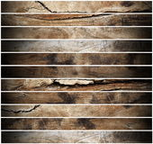 Abstract parquet design old wood Stock Photography
