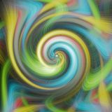 Abstract  particoloured background Royalty Free Stock Images