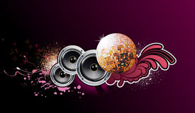 Abstract party Background Royalty Free Stock Image