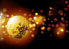 Abstract party Background Royalty Free Stock Photography