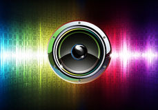 Abstract Party Background Stock Photo
