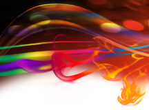Abstract party background Stock Image