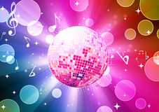 Abstract Party  Background Royalty Free Stock Images