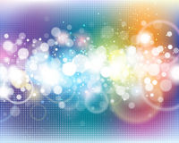 Abstract Party Background royalty free illustration