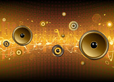 Abstract party design Stock Photo