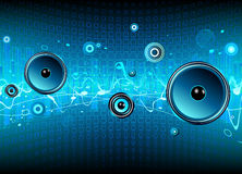 Abstract party design Royalty Free Stock Images