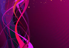 Abstract party design Stock Photography