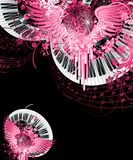 Abstract party design. Stock Photography