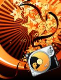 Abstract party design. Stock Images