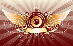Abstract party design Stock Images