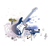 Abstract party design Royalty Free Stock Photos
