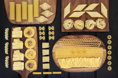 Abstract Pasta Background Stock Images