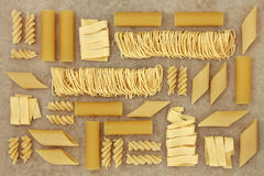 Abstract Pasta Background Royalty Free Stock Photo