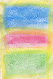 Abstract Pastel Artwork Stock Photography