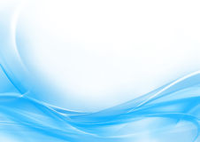 Abstract pastel blue and white background. For design Royalty Free Illustration