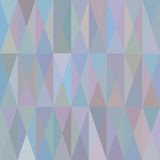 Abstract pastel color background, triangles and rectangles Stock Photos