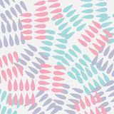 Abstract pastel color design background pattern. Vector stock illustration
